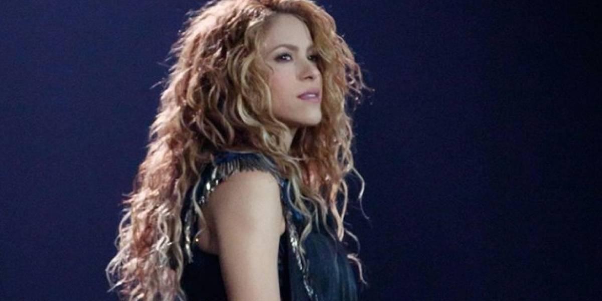 La foto inédita de Shakira más sensual que nunca