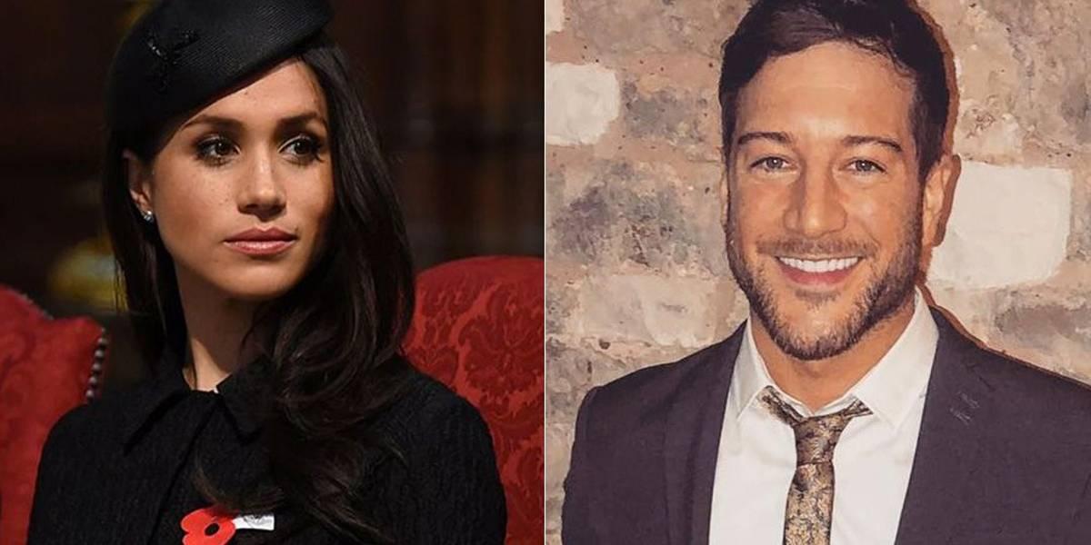 Meghan Markle flertou pela internet com cantor antes de conhecer príncipe Harry