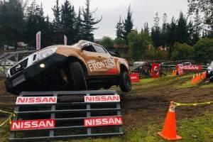 Test drive Nissan