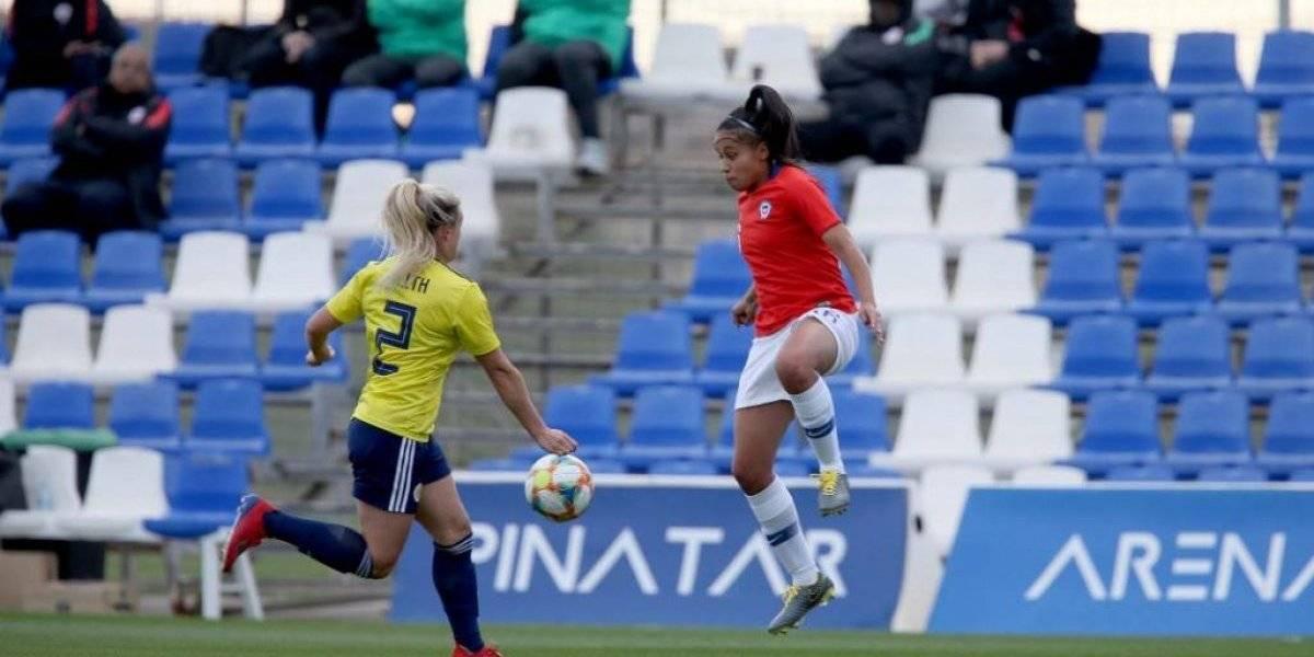 Los motivos de José Letelier para no llevar a Fernanda Pinilla al Mundial Francia 2019