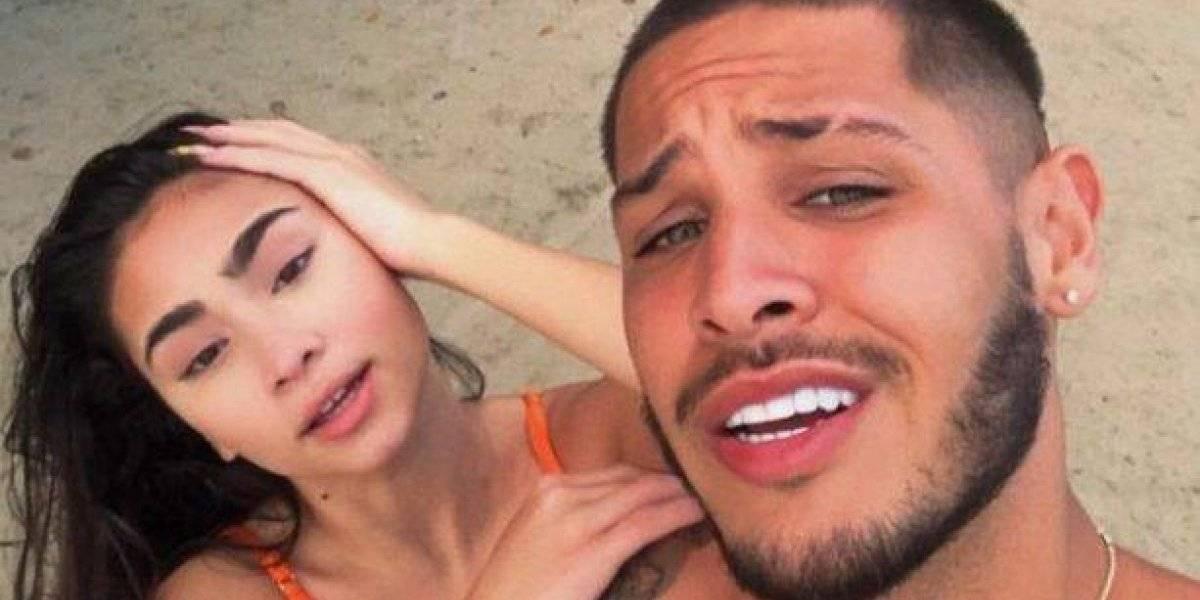 """""""No parece ella"""": pareja de Paloma Mami comparte y borra foto de la cantante tras impacto de sus fans"""