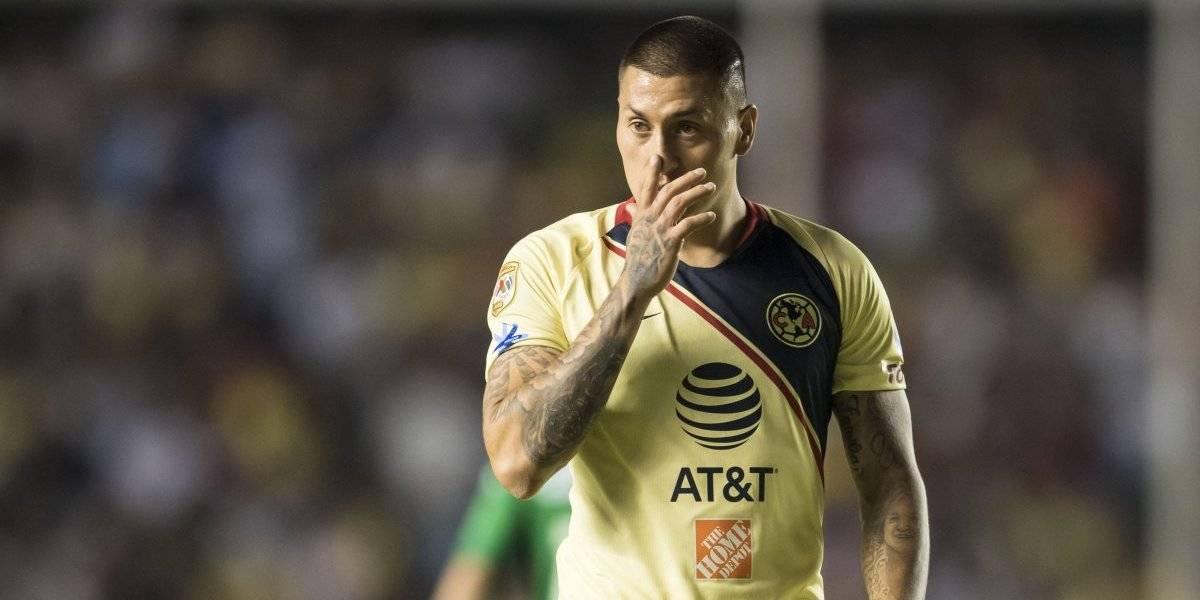 """Nicolás Castillo ofreció disculpas a los hinchas de América: """"Lo siento, qué más puedo decir"""""""