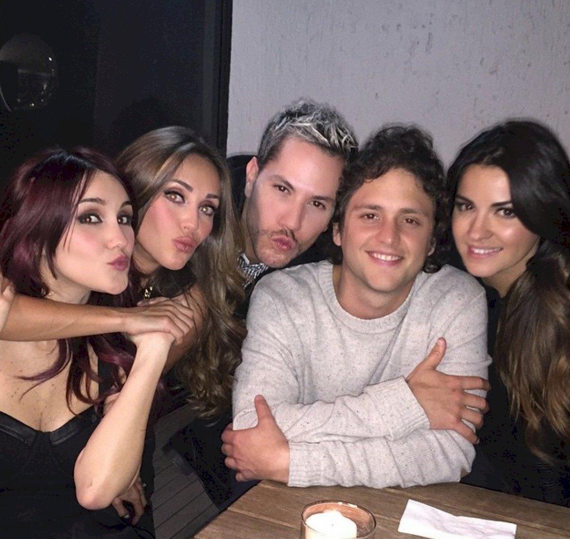 "La telenovela ""Rebelde"" comenzó a transmitirse en 2004 Instagram"