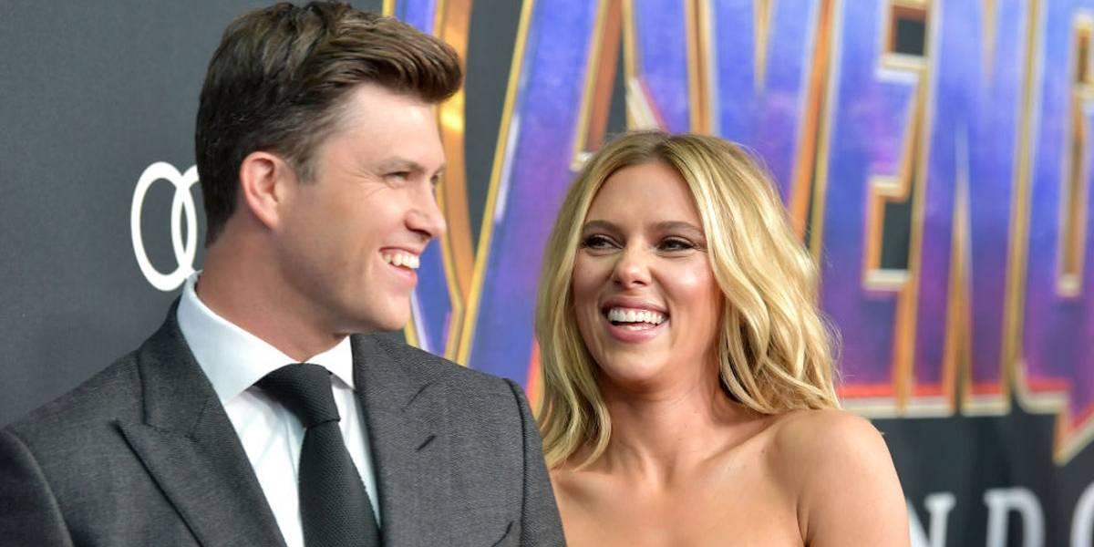 Saiba mais sobre Colin Jost, humorista que acaba de ficar noivo de Scarlett Johansson