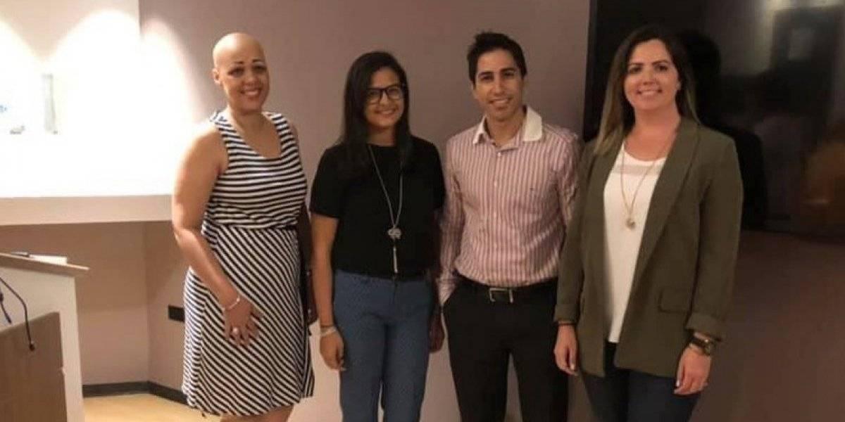 Estudiante crea fundación para tocar vidas de pacientes alopecia en Puerto Rico