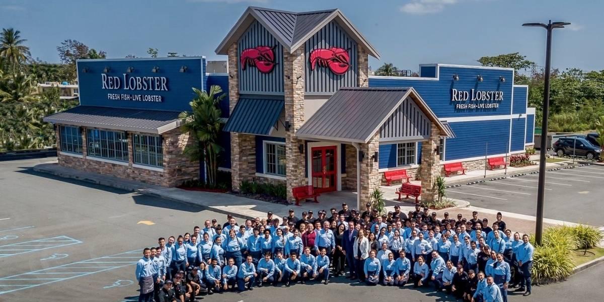Red Lobster abre segundo restaurante en Puerto Rico