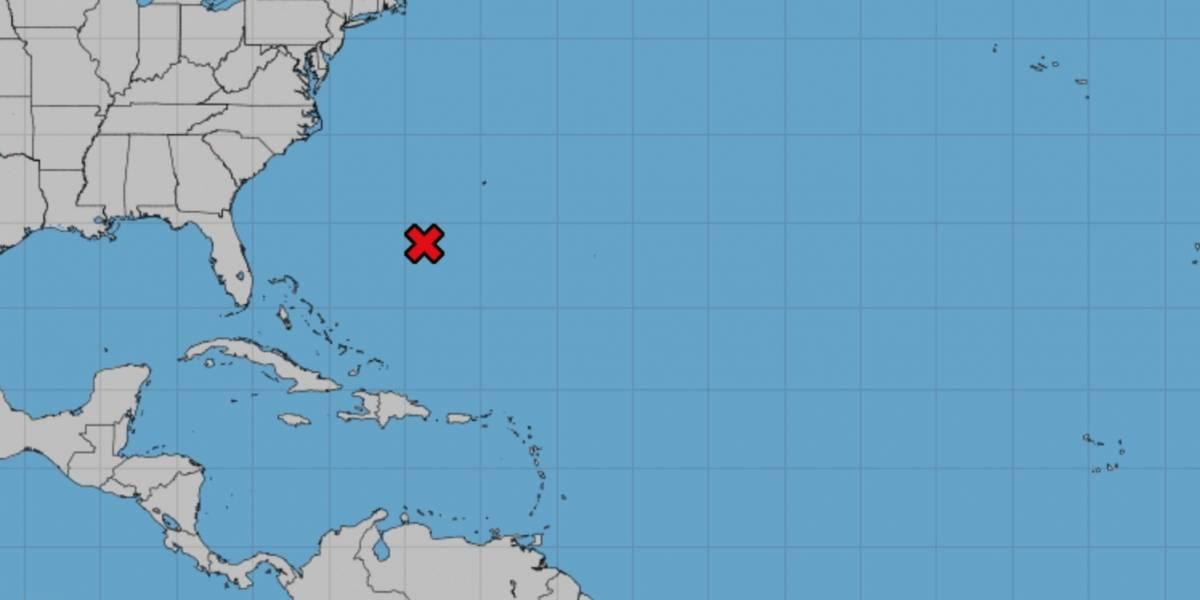Se forma Andrea la primera tormenta al norte del Atlántico
