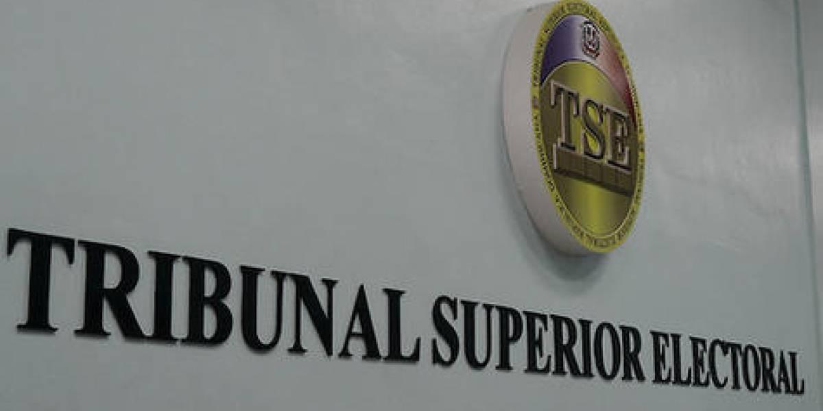 El TSE se declara incompetente para conocer voto de arrastre