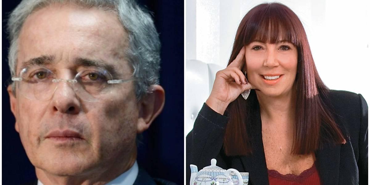 Maria Jimena Duzán denuncia amenaza de violación tras hablar de Álvaro Uribe en una columna