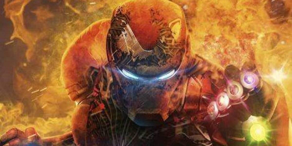 Así se filmó el chasquido de Iron Man en Avengers: Endgame