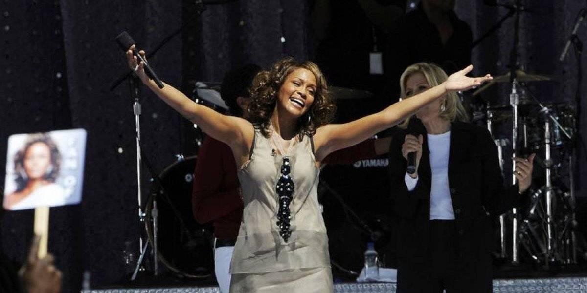 A escuchar de nuevo la voz de Whitney Houston