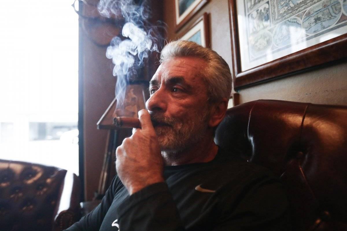 Fumar tabaco
