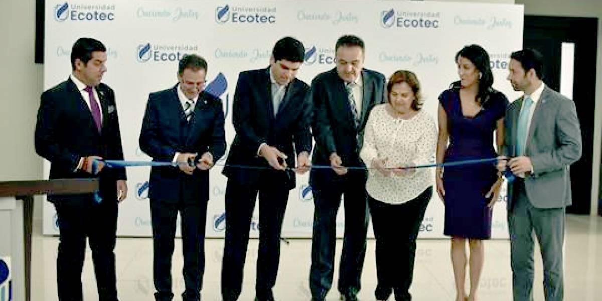 La Ecotec abrió edificio en Samborondón