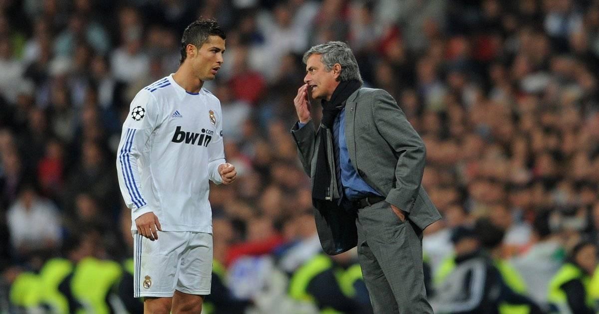 Cristiano Ronaldo e Massimiliano Allegri