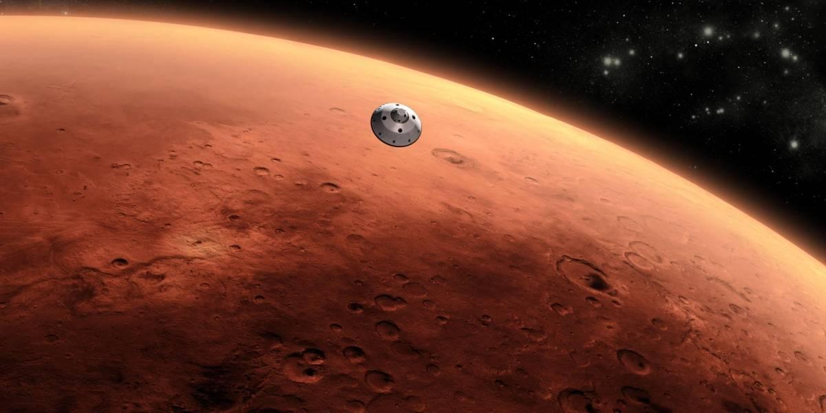 Estos son los ocho maravillosos lugares que podrías visitar en Marte en un futuro
