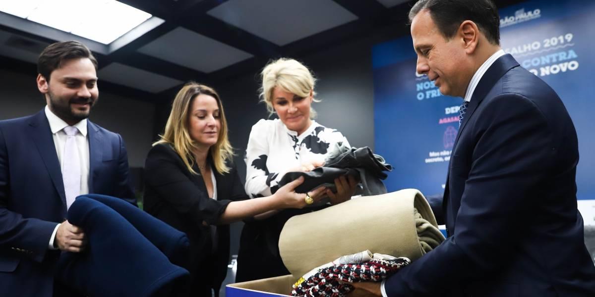 Campanha do Agasalho 2019 terá doação de peças novas; veja como doar