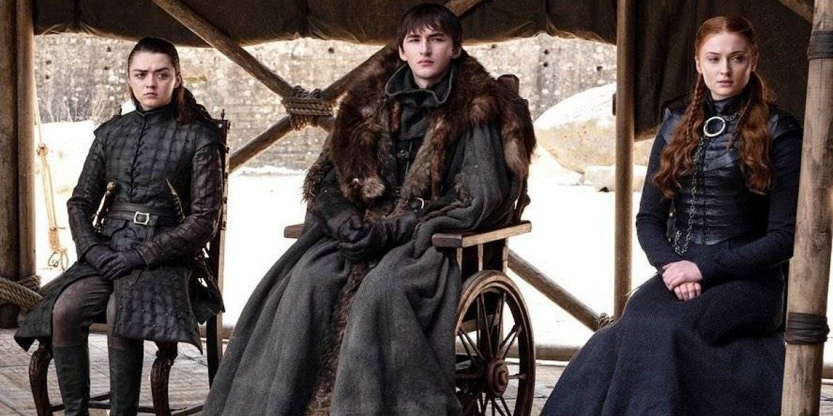 """Las contundentes respuestas de Sophie Turner y Kit Harington a las críticas por el final de """"Game of Thrones"""""""