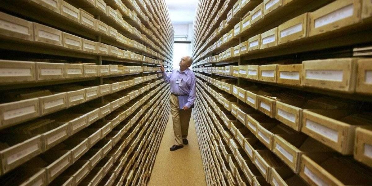 El archivo del Holocausto comparte millones de documentos