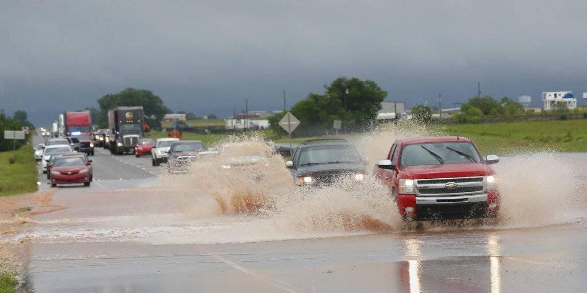 Fuertes tormentas azotan el sur de Estados Unidos