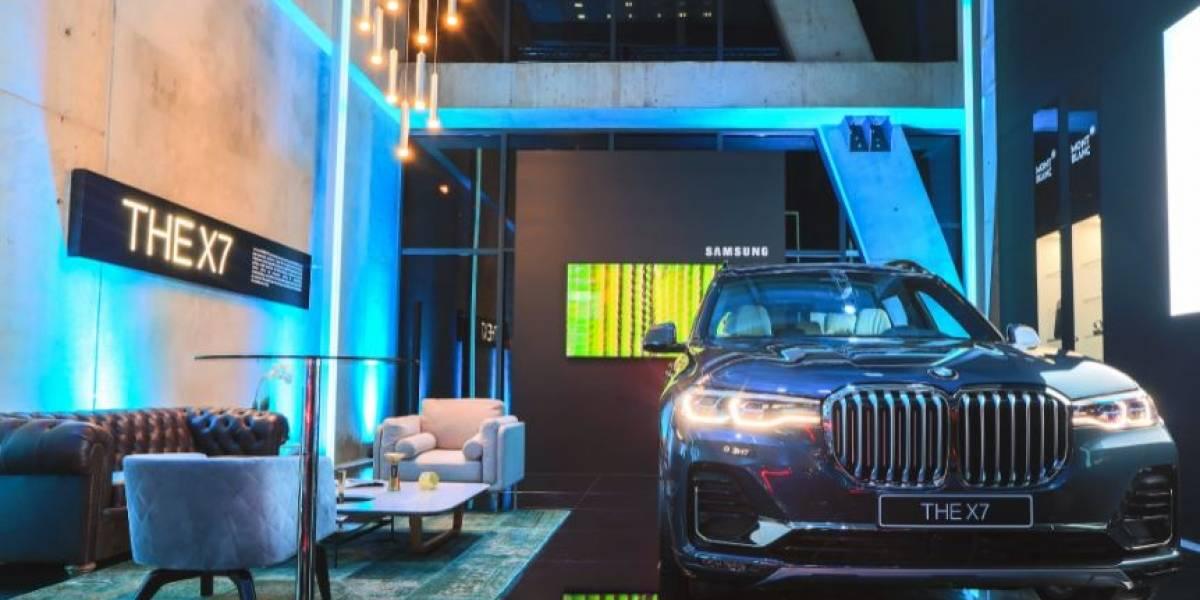 El primer BMW Luxury Center de Latinoamérica abre en Colombia