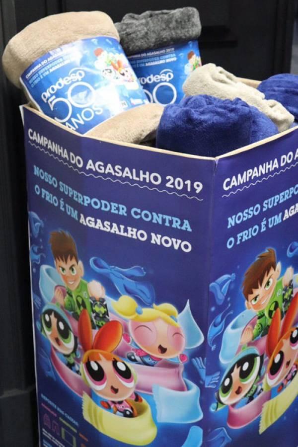 Campanha do Agasalho 2019