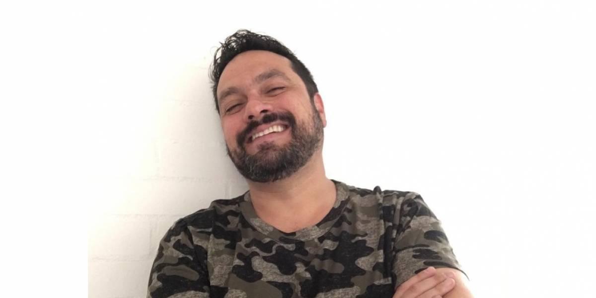 Con emotivo mensaje, Santiago Rodríguez agradece a los médicos que le salvaron la vida