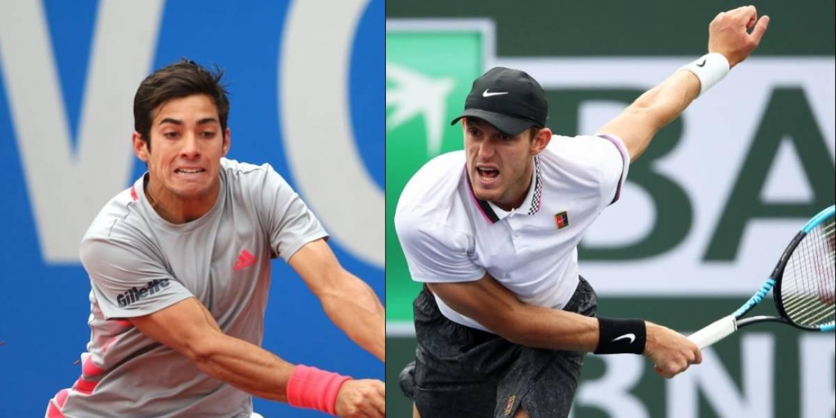 ¿Cuándo, contra quién y a qué hora juegan Garín y Jarry en el ATP 250 de Ginebra?