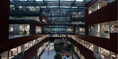 El cubo de ciencia de PMI en Suiza