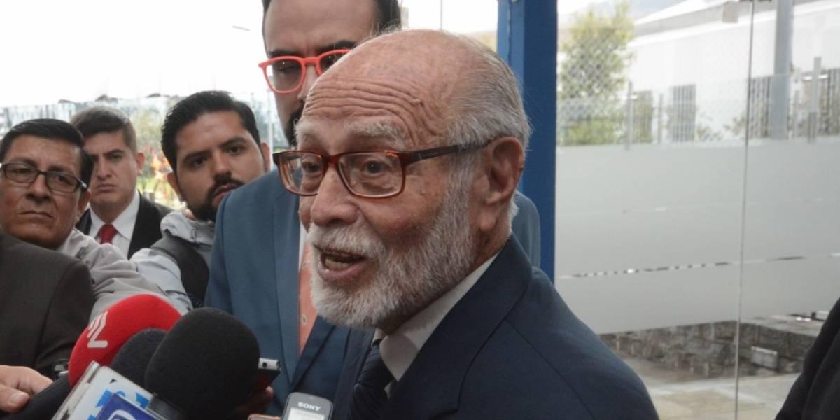 Fiscalía inició investigación previa sobre la agresión que sufrió Julio César Trujillo