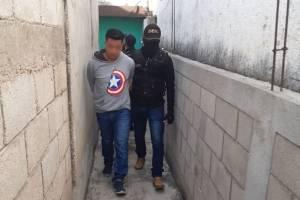 capturados por lavado de dinero en Huehuetenango