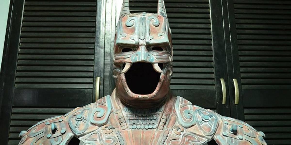 Conoce al Batman Maya que desapareció: Camazotz