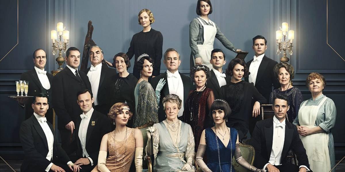 Filme de 'Downton Abbey' ganha pôsteres individuais; confira