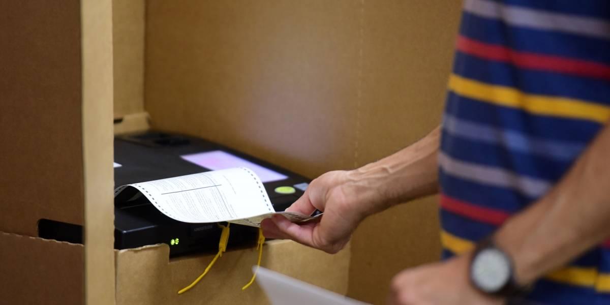 Senado investigará máquinas de escrutinio electrónico
