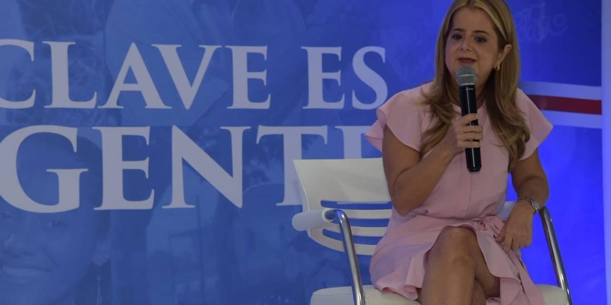 Elsa Noguera aspira a ser la segunda mujer gobernadora del Atlántico
