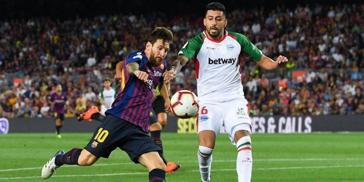 Maripán supera a Piqué en la dupla de centrales de equipo ideal de la Liga española