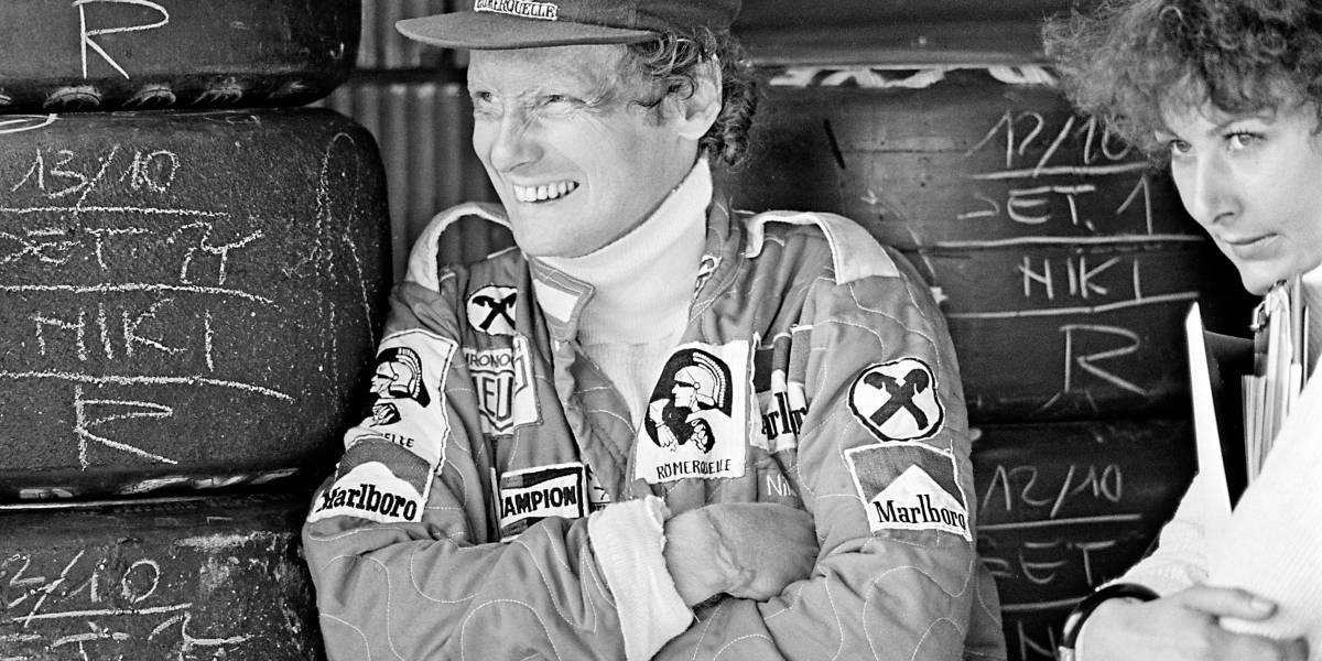 Relembre trajetória de Niki Lauda, um dos maiores nomes da F1, morto aos 70 anos