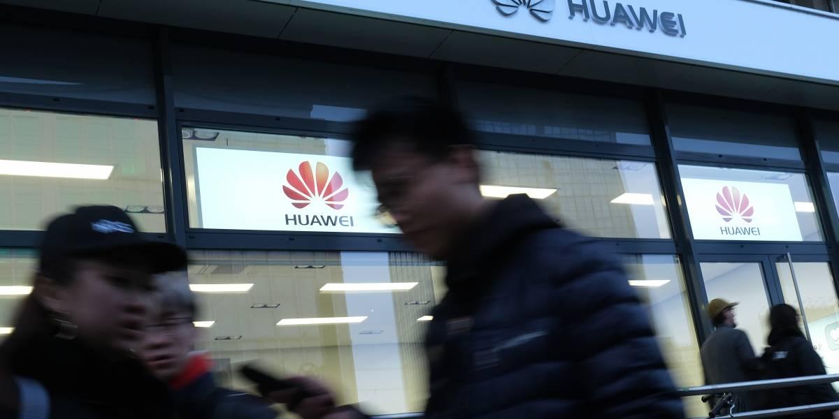 Las apuestas están aumentando en el caso de Huawei