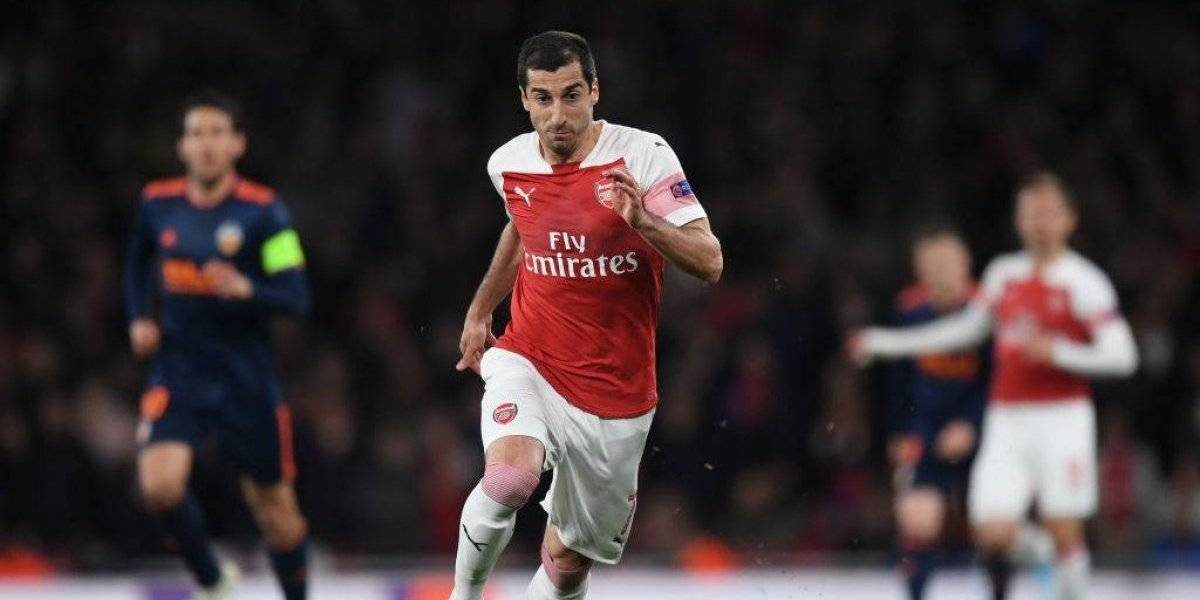 No gastarán en el pasaje: Henrik Mkhitaryan no disputará la final de la Europa League en Azerbaiyán