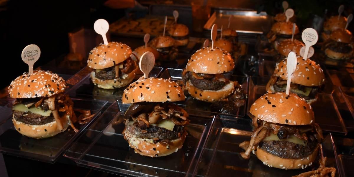 Estas son las tres tipos de hamburguesas que prefieren los colombianos