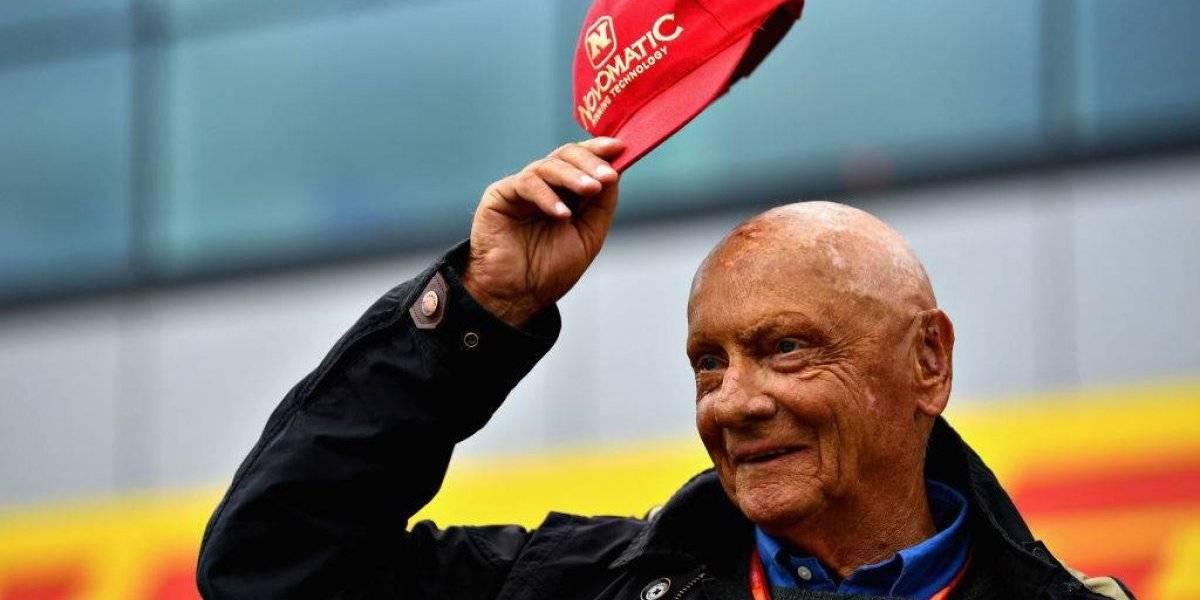 La Fórmula 1 llora el fallecimiento del legendario piloto Niki Lauda