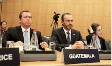 Oficializan incorporación de Guatemala al Centro de Desarrollo de la Ocde