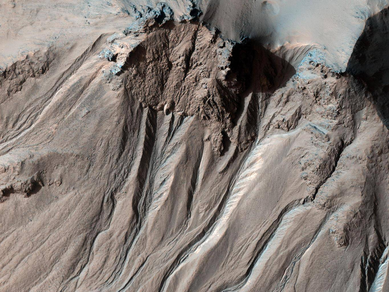 Marte Cráter Hale