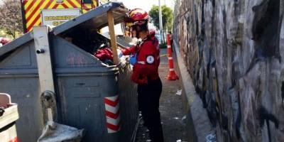 Sur de Quito: Hallan cuerpo sin vida de bebé recién nacido en basurero