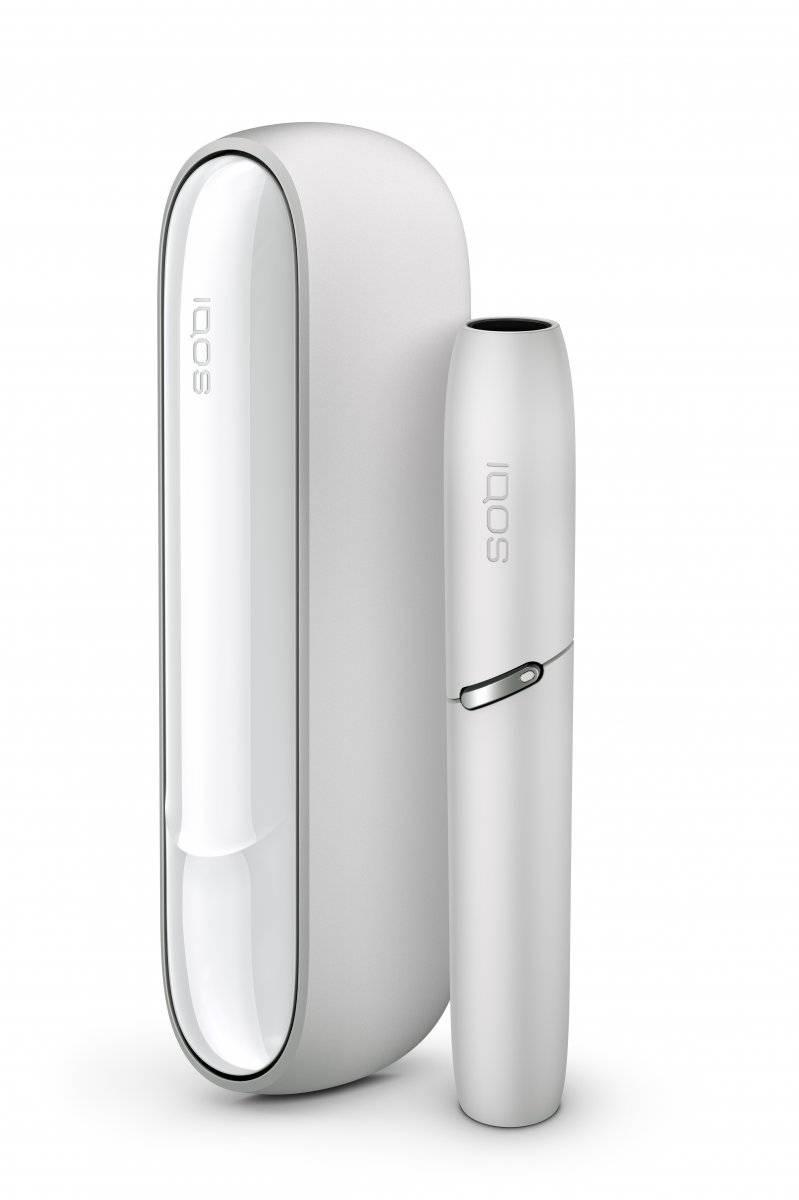 IQOS, dispositivo de tabaco calentado Cortesía