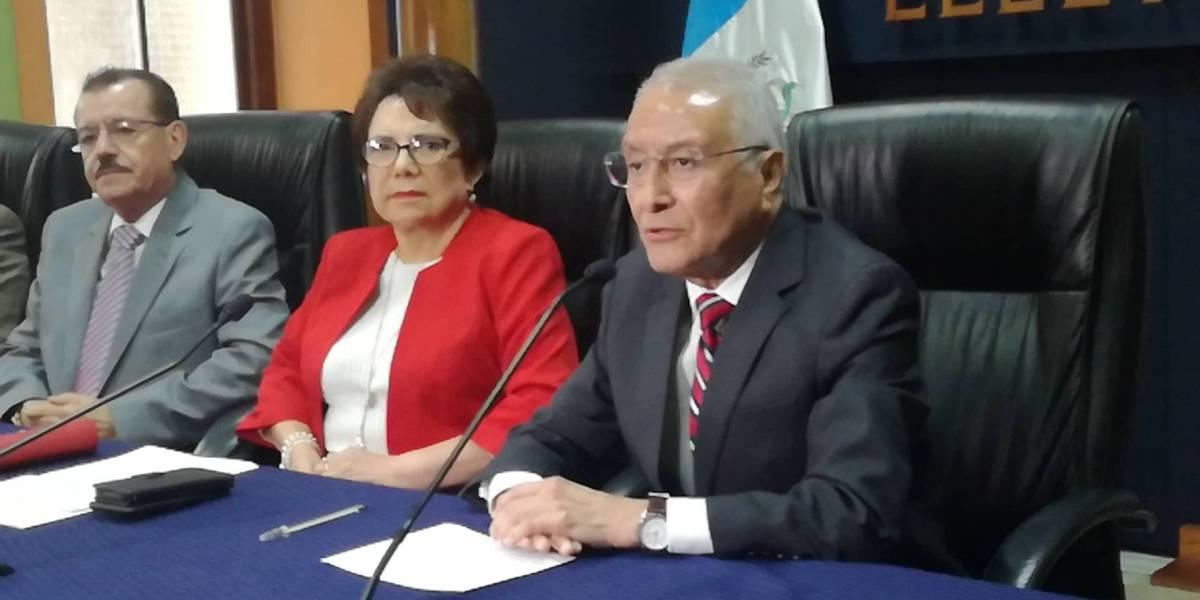 TSE se pronuncia sobre posibles acciones de exmilitares para bloquear las elecciones