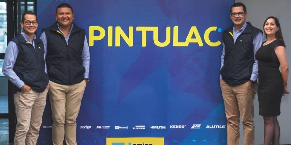Pintulac celebra 35 años en el mercado ecuatoriano