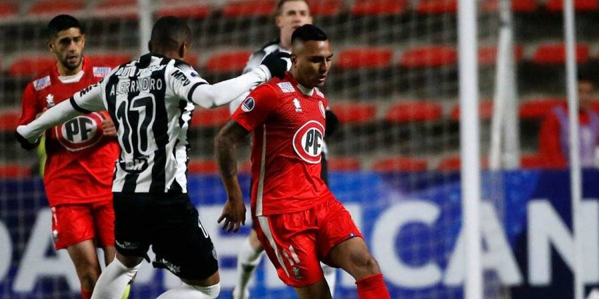 Así vivimos la importante victoria de Unión La Calera ante Atlético Mineiro por la Sudamericana