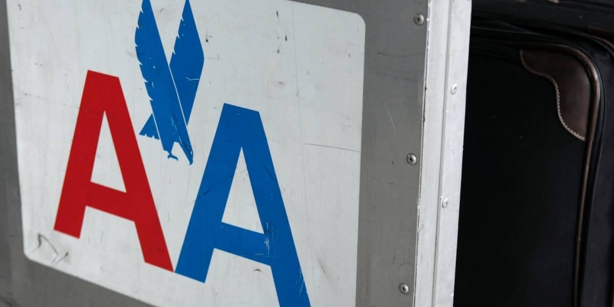 American Airlines ajusta tarifas de equipaje de gran tamaño en sus vuelos