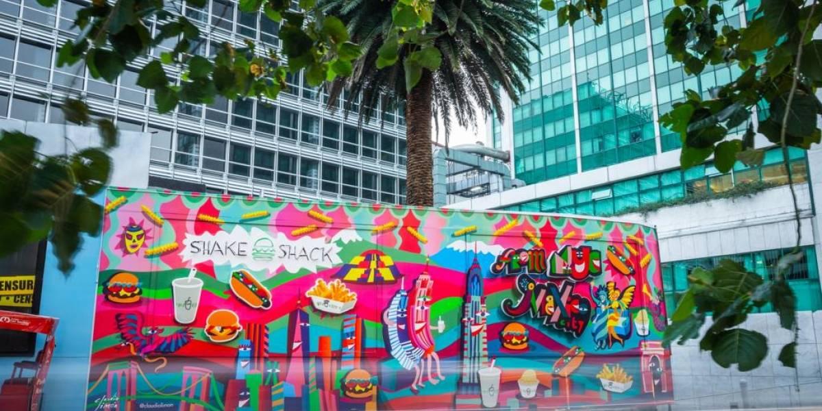 Este verano Shake Shack llegará a la Ciudad de México