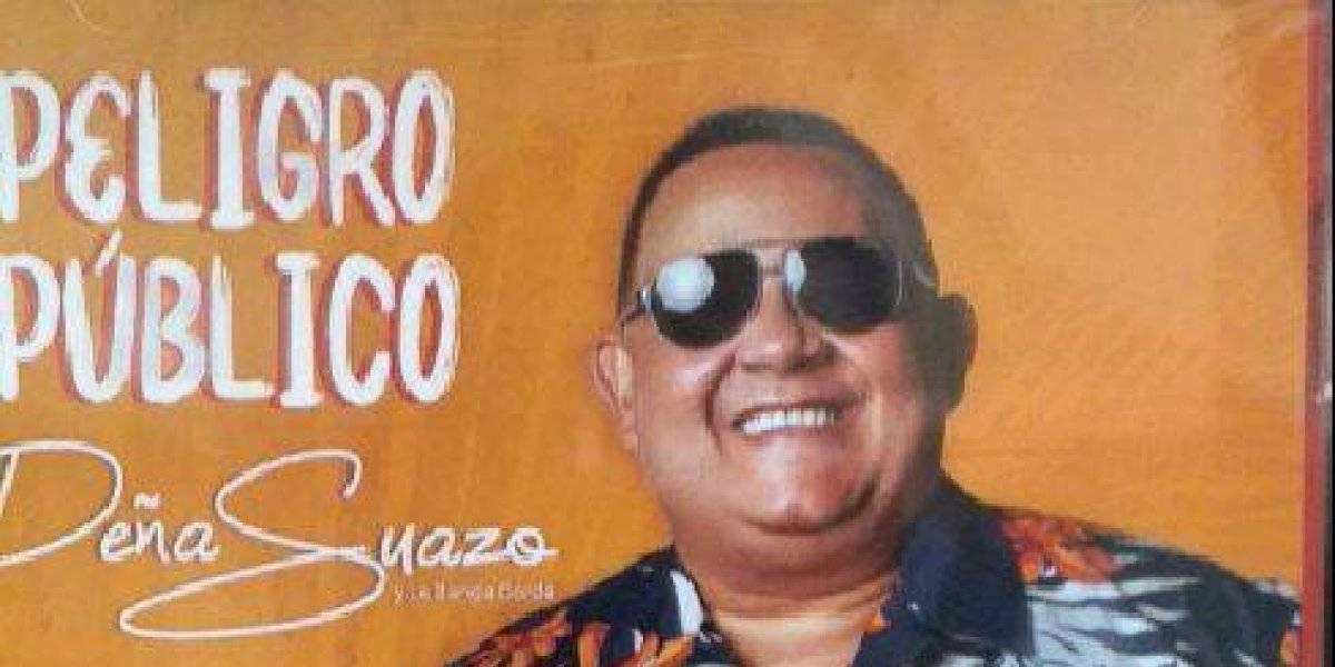 José Virgilio Peña Suazo en tiempo de salsa y merengue